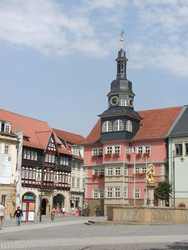 Ausflug Eisenach Juli 2006