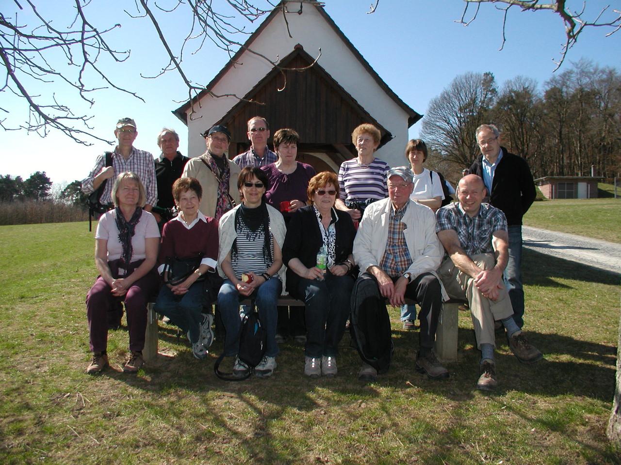 Wanderung Hofstetten März 2012