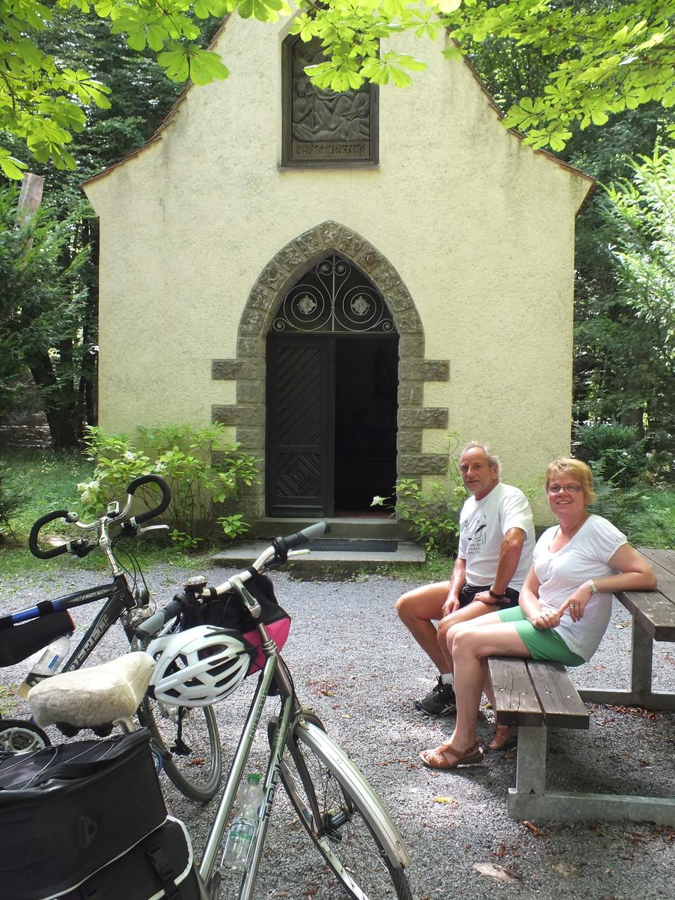 Fahrradtour am 9. August 14