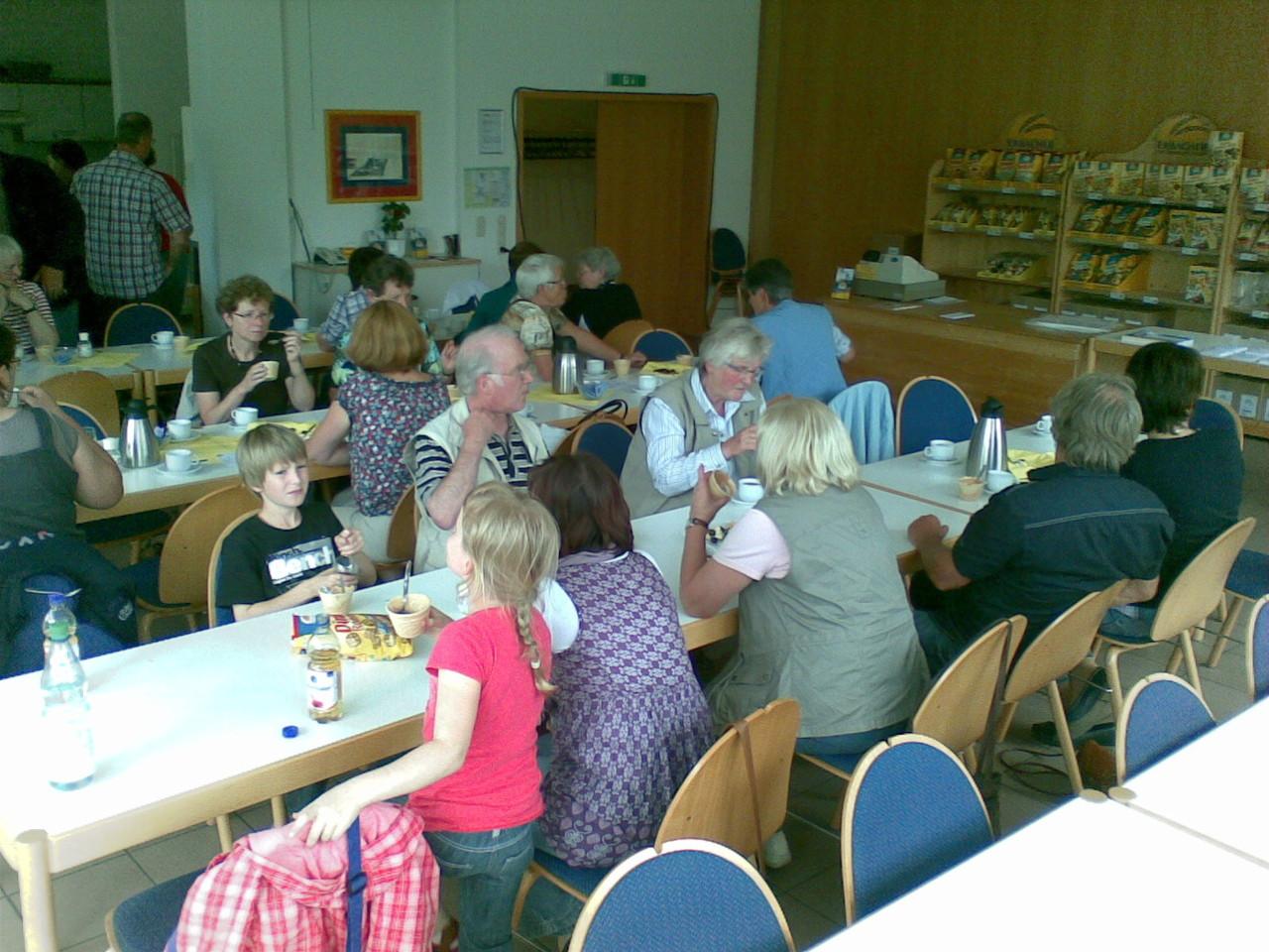 Vortrag bei Erbacher - 22.07.11 - Verkostung