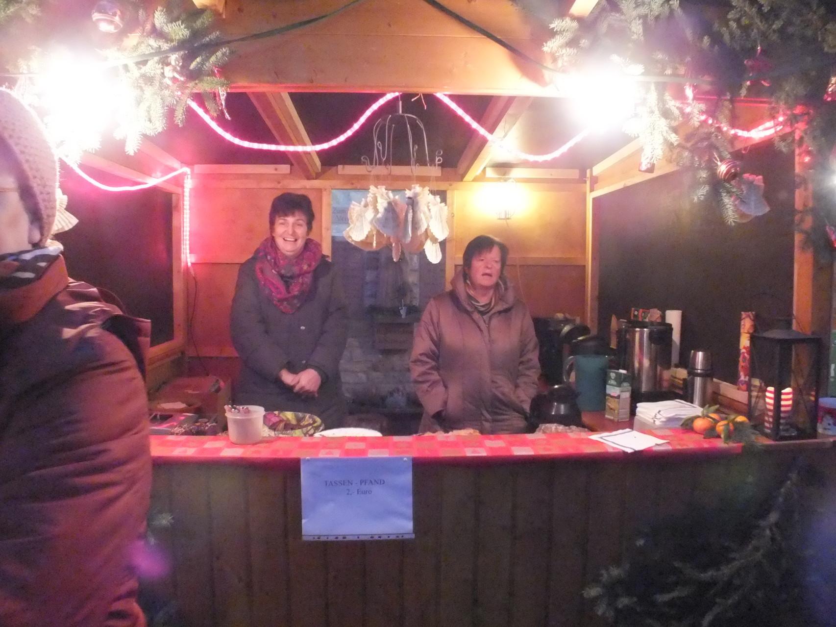 Der erste Dornauer Weihnachtsmarkt