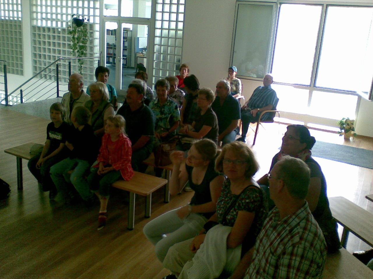 Vortrag bei Erbacher - 22.07.11
