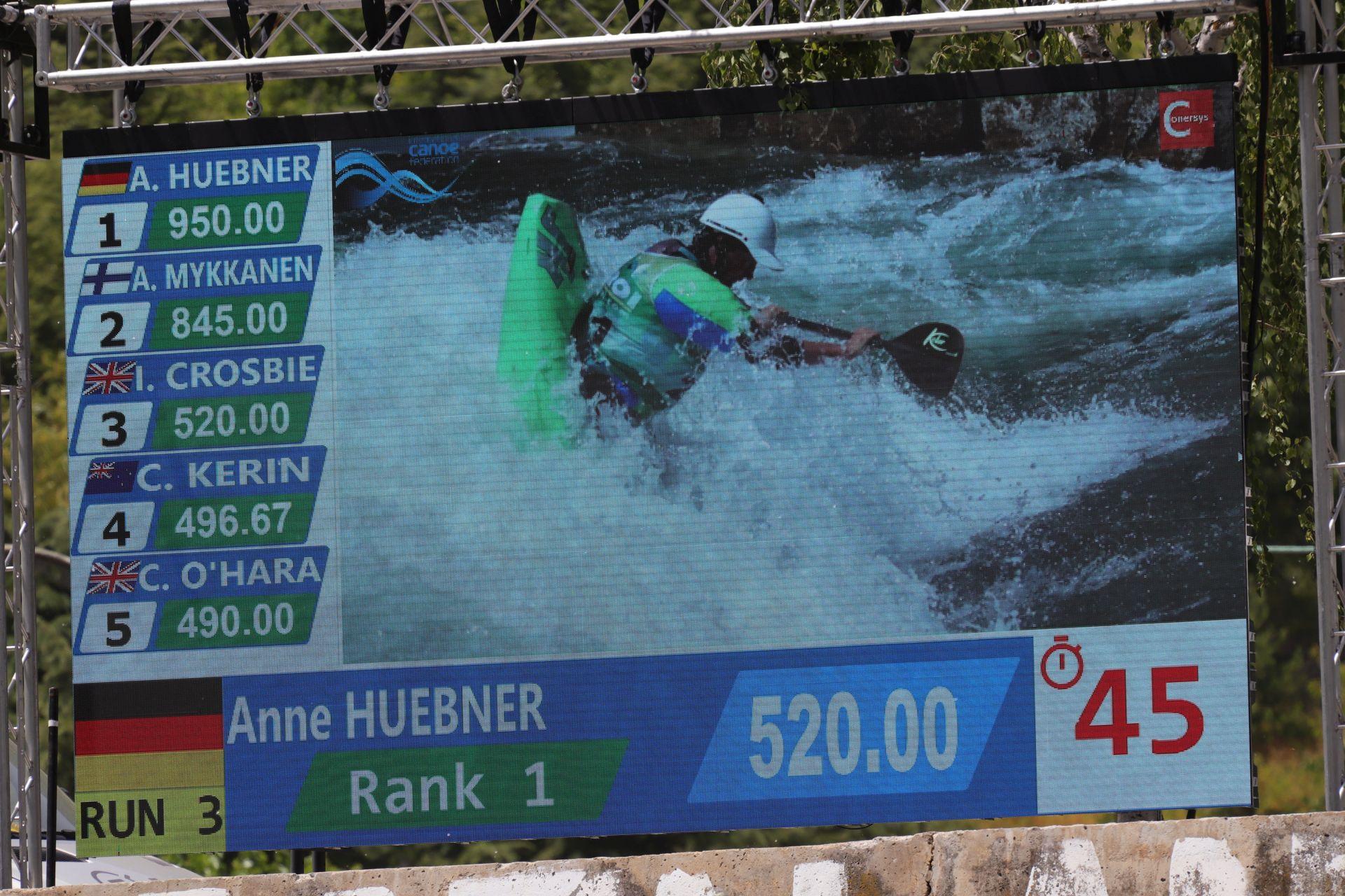 Sicher im Halbfinale angekommen! Foto: Rüdiger Hauser