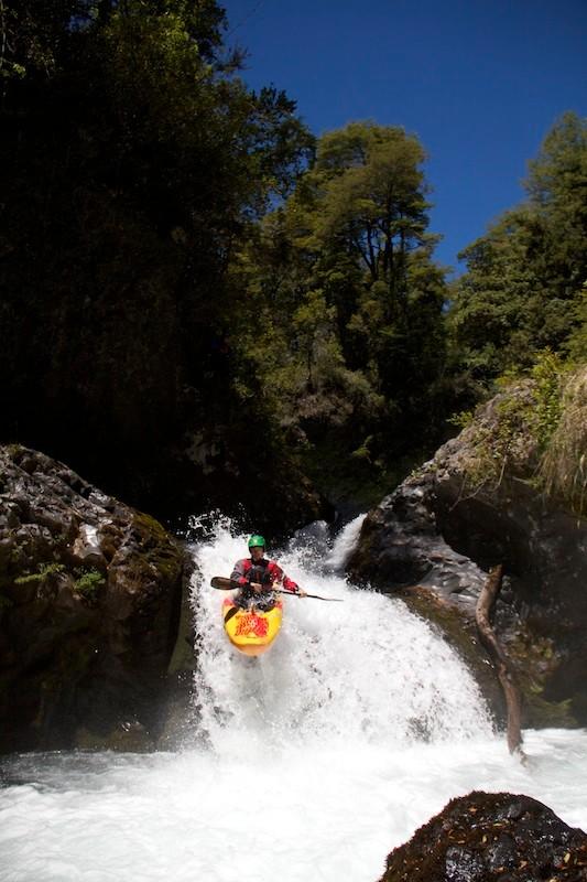 Rio Palguin, Chile-Trip 2013/14