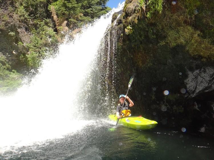 Rio Palguin, Chile-Trip 2012/13, Foto: Stefan Motz