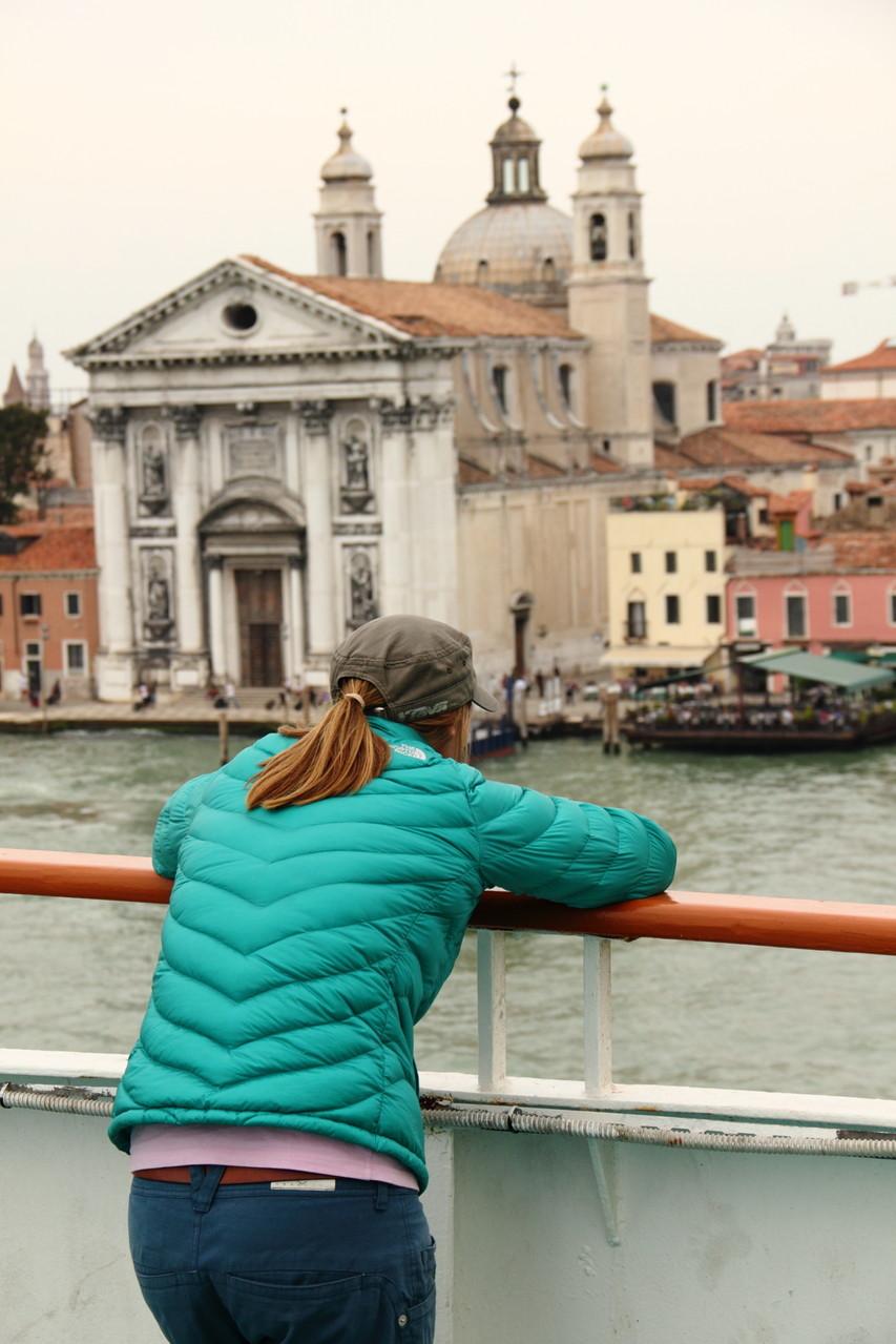 Mit der Fähre geht´s von Venedig nach Igoumenitsa!