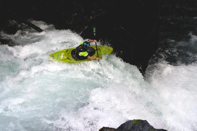 Rio Palguin, Chile-Trip 2011/12, Foto: Alex Rodegro