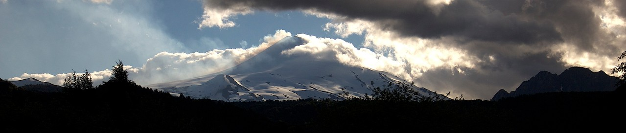 Vulkan Villarica, Chile-Trip 2011/12