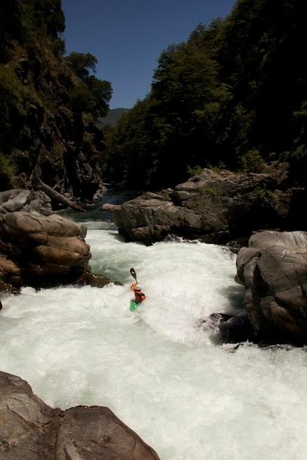Rio Maichin, Chile-Trip 2011/12