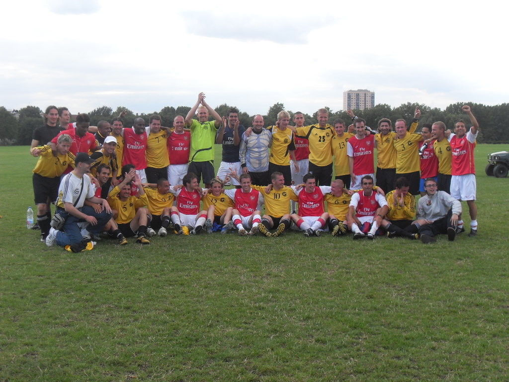 1.Deaf Champions League London 2008