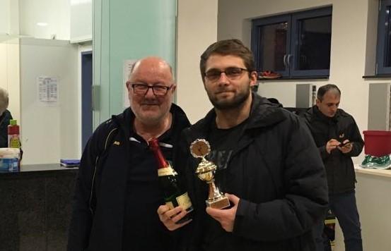 Bester Spieler - Stefan Goldmann vom FC Borntal Erfurt