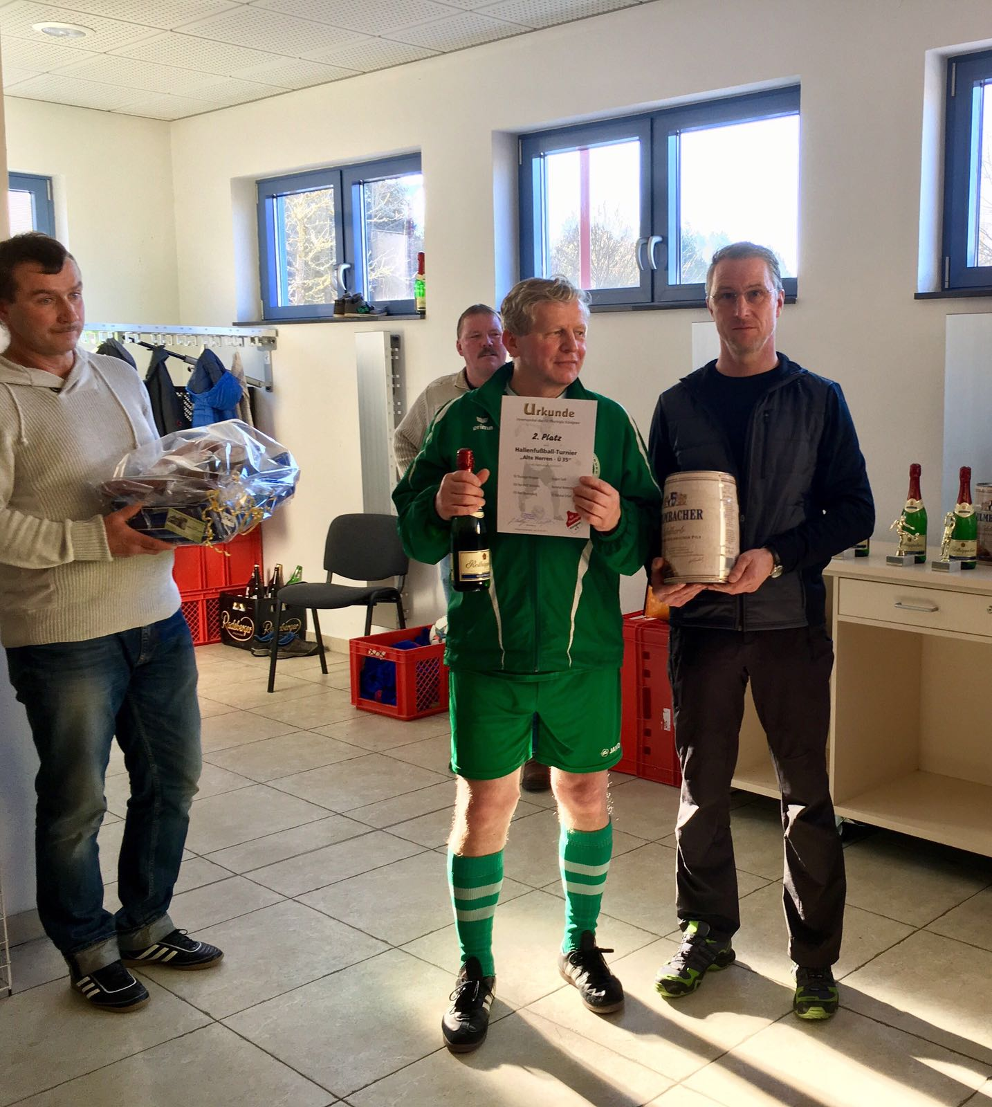 Platz 2 - TSV Bad Blankenburg