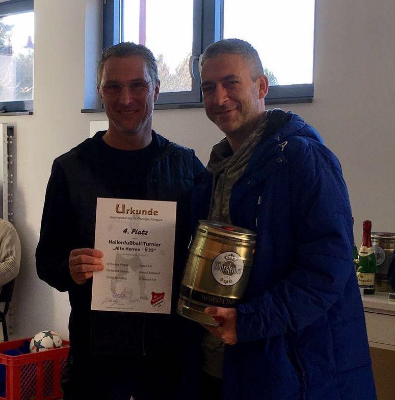 Platz 4 - FC Borntal Erfurt