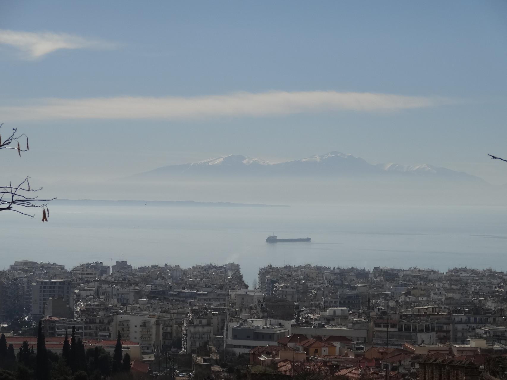Depuis Thessaloniki