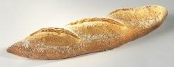 petit pain dit mini baguettine de 50g environ et 16/17 cm de long
