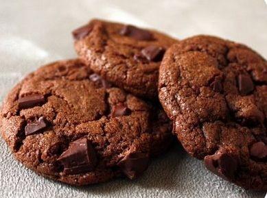 recette des cookies  ua chocolat