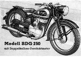 Triumpf 250 ccm