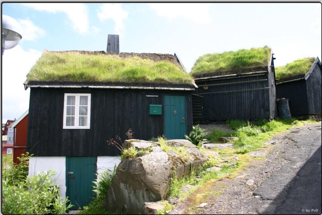 Häuser in Torshavn