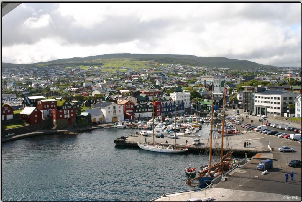 Torshavn auf den Färöern