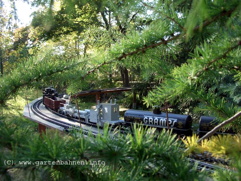 Work Train - ein Arbeitszug der D&RGW mit  K-37 - der größten US Schmalspurlokomotive