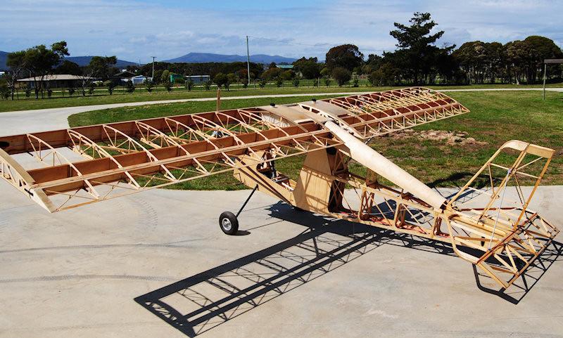 Building Ultralight Aircraft Plans