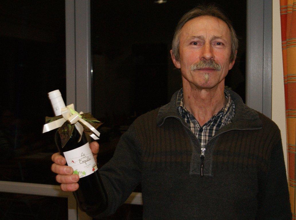 Bernhard Kopp eine große Hilfe für den OGV