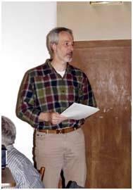 Robert Wolrab, Schriftführer