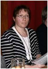 Jugendleiterin Christa Weininger