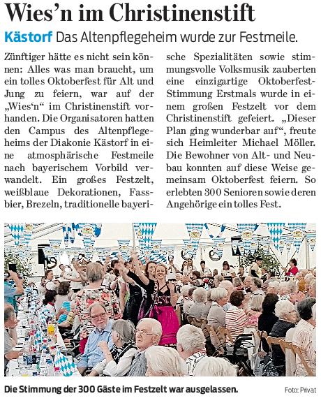 GF Rundschau 13.10.2016