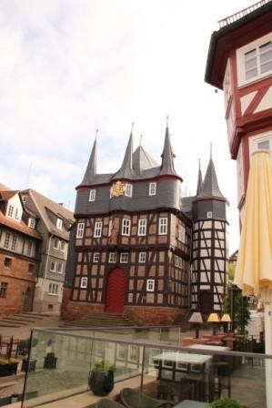 Rathaus von Frankenberg