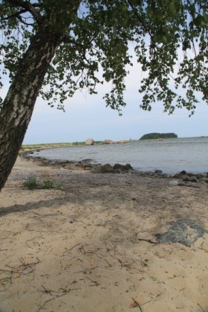 Idyllische Strände an der Ostsee
