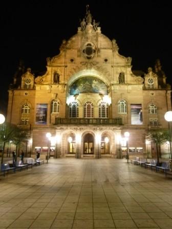 Die Oper zu Nürnberg