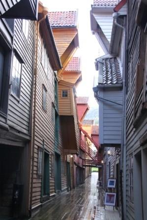 Bryggenquartier, Bergen