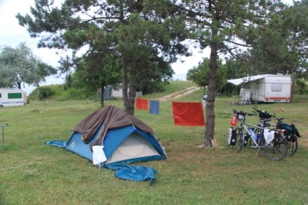 Camping bei Todolo