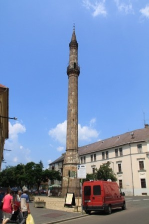 Minarett von Eger
