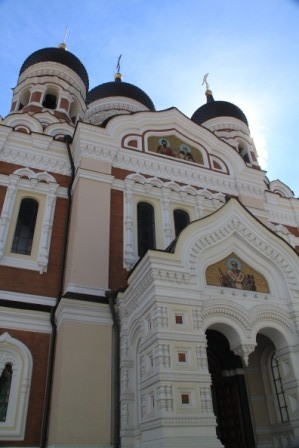 Orthodoxe Kathedrale, Tallinn