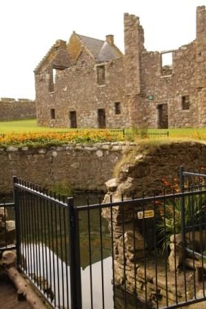 Dunotter Castle bei Stonehaven