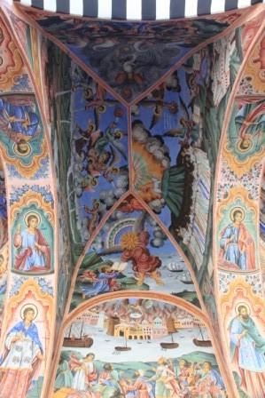 Ikonen Kloster Rila