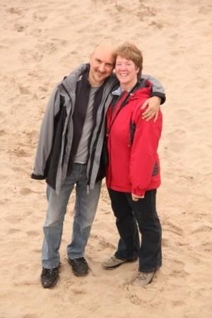 Sharon und Steven