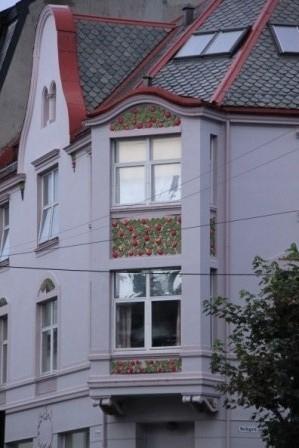 Art Deco Häuser, Ålesund