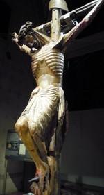 Dévot Christ de Perpignan restauré