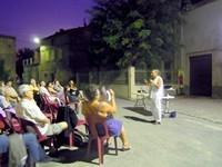 Conférence sur le catharisme à Névian (Aude)