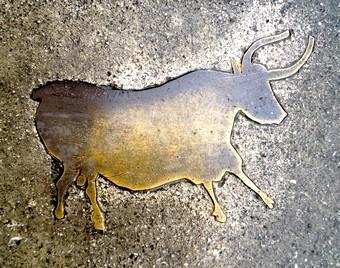 la grotte préhistorique de Lascaux