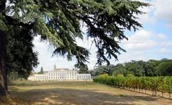 Le château de Pennautier (Aude)