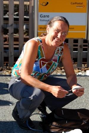 Ingrid à Finhaut (Suisse)