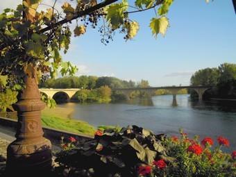 Limeul au confluent de la Dordogne et la Vézère