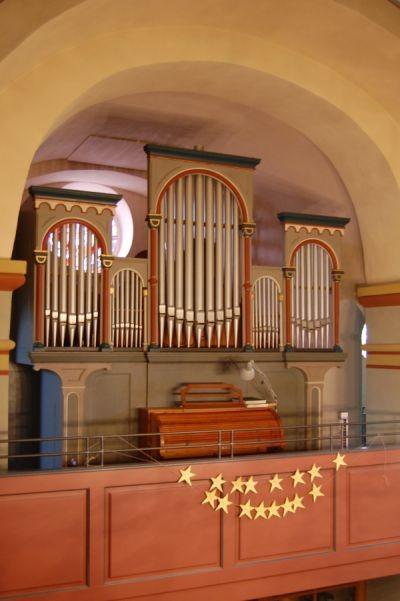 Die Vogt-Orgel