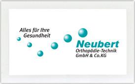 Hauptsponsor NEUBERT - ORTHOPÄDIE TECHNIK