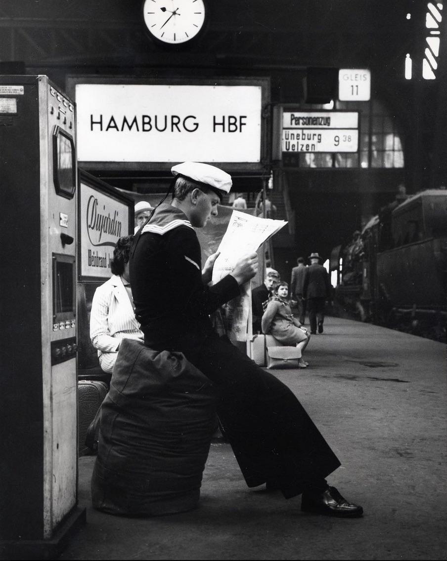 ... einfach mal Hamburg.