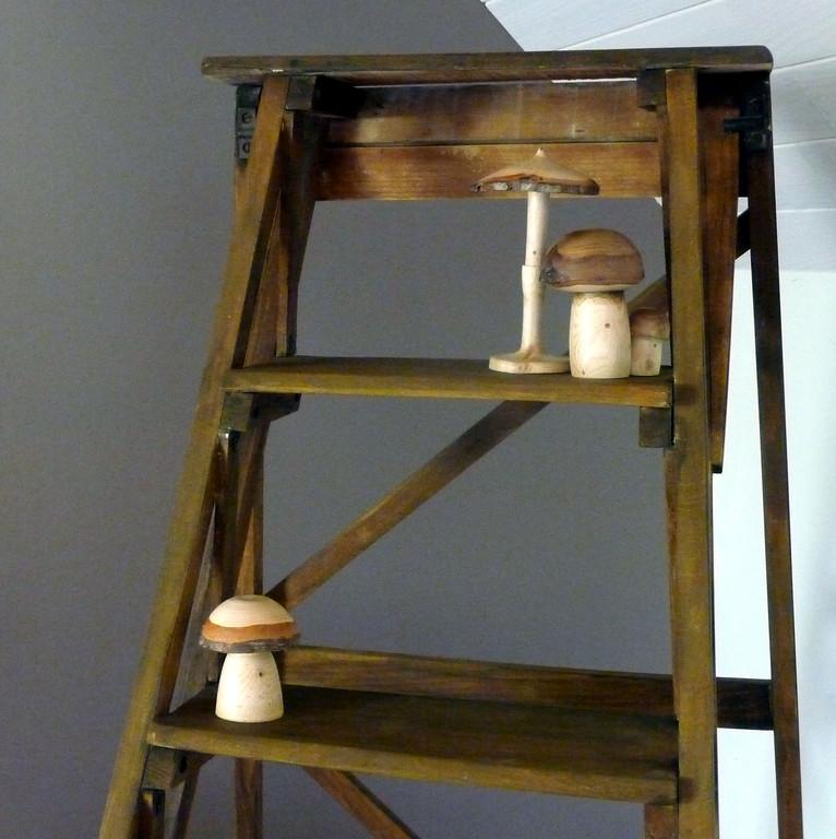 Les échelles - Les Noisetiers chambres d'hôtes au coeur du Val de Noye